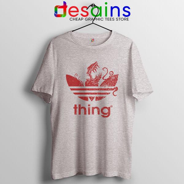 The Thing Outpost 31 Adidas T Shirt John Carpenter