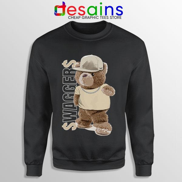 Air Jordan 4 Bear Swaggers Sweatshirt Sneakers Clothes