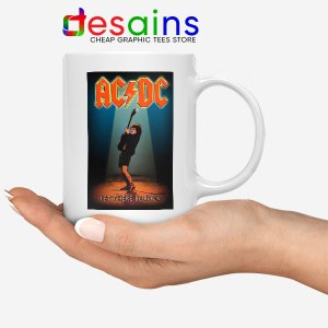Best AC DC Hits Greatest Mug Let There Be Rocks
