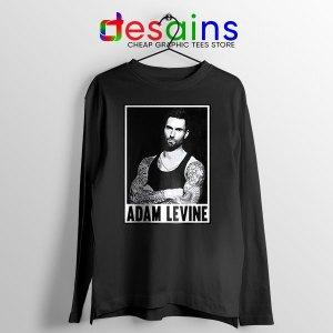 Best Adam Levine This Love Long Sleeve Tee Maroon 5