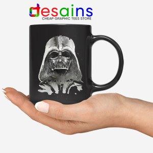Best Darth Vader Paint Black Mug Anakin Skywalker