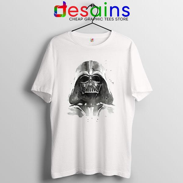 Best Darth Vader Paint White T Shirt Anakin Skywalker