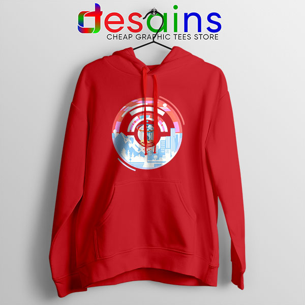 Go Fest 2021 Official Red Hoodie Community Day Pokemon