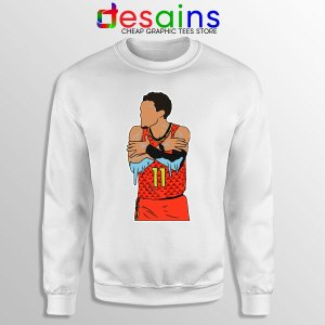 Ice Trae Young Meme Sweatshirt NBA Atlanta Hawks