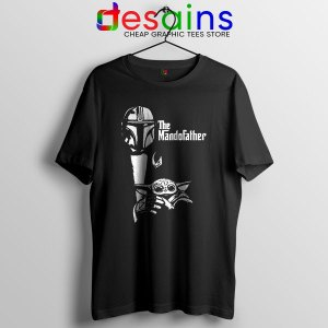 Mandalorian The Godfather T Shirt Mando Parody