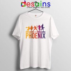 Phoenix Best 5 Lineup T Shirt Suns Finals NBA