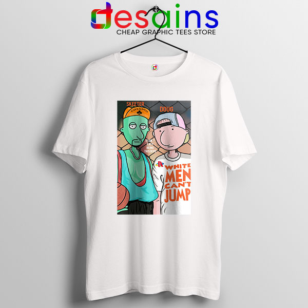 Best Doug Animated Series T Shirt Doug Can't jump