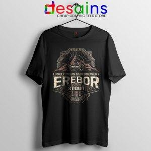 Buy Lonely Mountain Hobbit T Shirt Erebor Thror