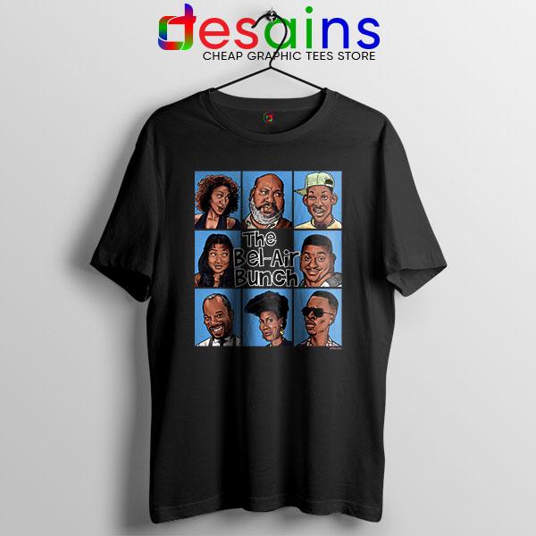 Fresh Prince Bel Air Bunch T Shirt Belair Clothing