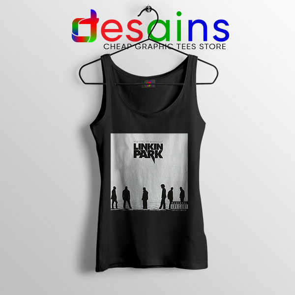 Minutes to Midnight Cover Art Tank Top Linkin Park
