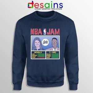 The Jump NBA Finals Sweatshirt Nichols TMac