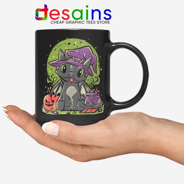 Buy Night Fury Halloween Mug Toothless Dragon