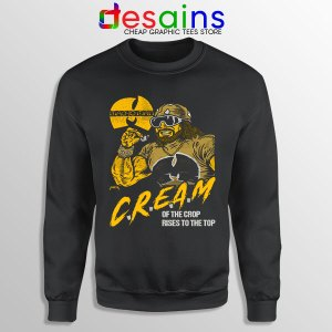 Cream of the Crop Sweatshirt Macho Man Wu Tang