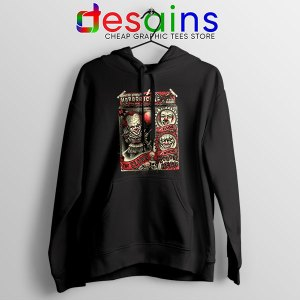 Pennywise The Clown Bobblehead Hoodie IT Movie
