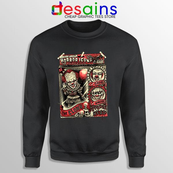 Pennywise The Clown Bobblehead Sweatshirt IT Movie