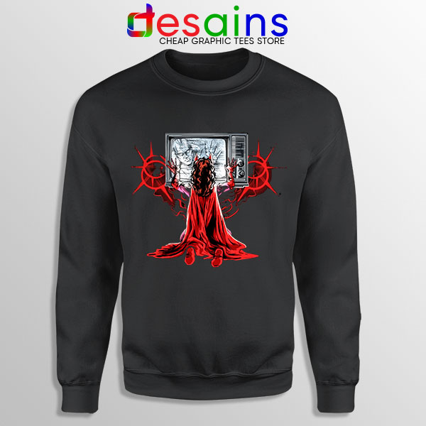 Wanda Scarlet Witch Power Sweatshirt WandaVision