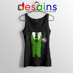 Best Loki President Suit Tank Top God of Mischief