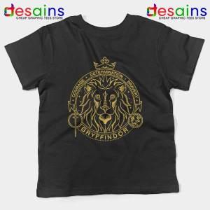 Houses of Hogwarts Lion Kids Tee Gryffindor Logo