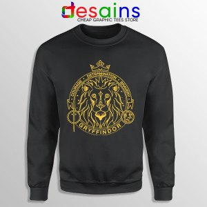 Houses of Hogwarts Lion Sweatshirt Gryffindor