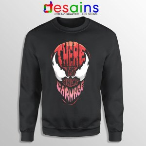 There is Only Carnage Sweatshirt Symbiote Comics