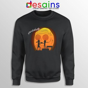 Time to Get Schwifty Rick Sweatshirt Memes Morty
