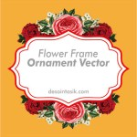 flower-frame-ornament-vektor-warna