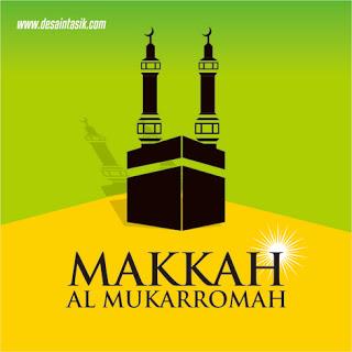 Logo kabah, Makkah Al Mukarromah