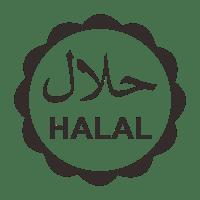 Logo Halal Vektor