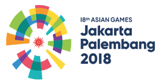 Logo Asian Games 18th PNG, Vector