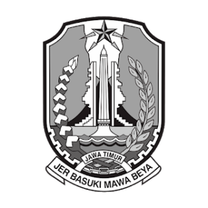 Logo Prov Jatim Hitam Putih-desaintasik.com