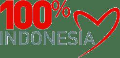 100-persen-cintaindonesia-baru