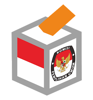 Logo KPU Kotak Suara PNG