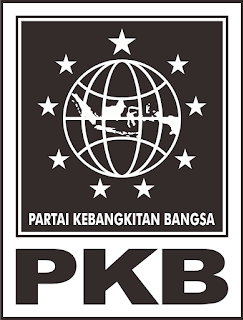 Logo PKB Hitam Putih