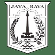 Logo DKI Jakarta Hitam putih