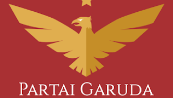 Logo Partai Garuda PNG