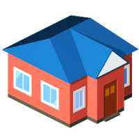 icon gambar rumah