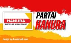 Logo Partai Hanura PNG HD Vector Free Download