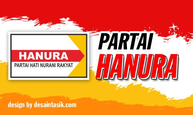 Logo Partai Hanura Vector