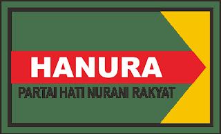 Logo partai Hanura PNG