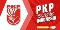 Logo PKPI Partai Vector