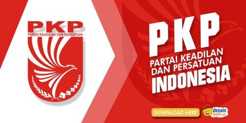 Logo PKPI PNG Vector Corel (Partai Kesatuan dan Persatuan Indonesia) Free Download