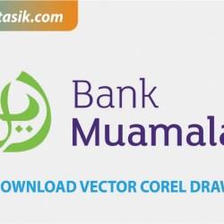 Logo Bank Muamalat PNG HD Vector Corel Draw Download