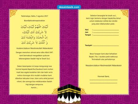desaintasik-Contoh-Undangan-Berangkat-Haji-dan-Umroh-isi