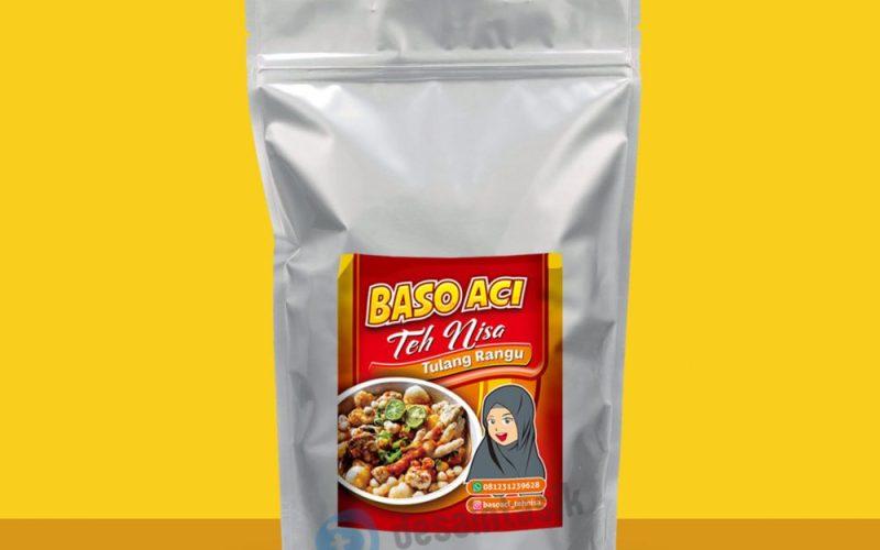 desain stiker makanan baso aci standing pouch_desaintasik
