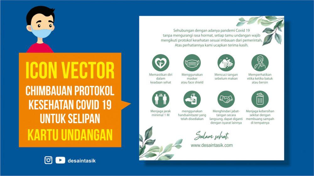 Icon Protokol Covid-New Normal PNG Untuk Desain Undangan ...