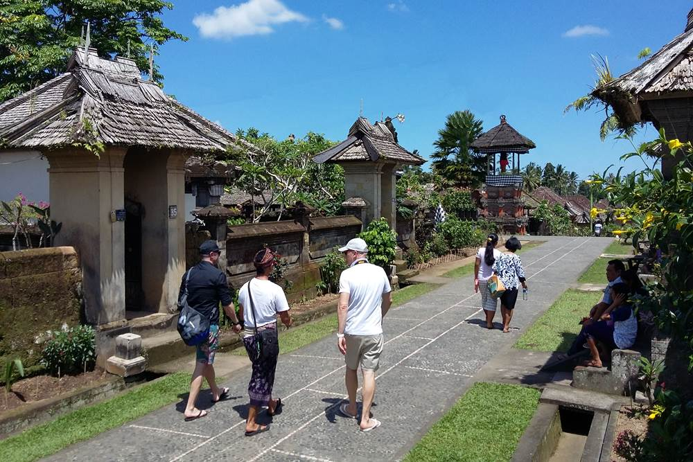 Bali Camping Desa Penglipuran - Tiket Masuk