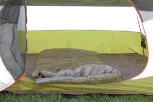 Camping di Bali Lokasi Desa Penglipuran - Tenda & Sleeping Bag