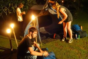 Camping di Desa Penglipuran Bangli Bali - Persiapan