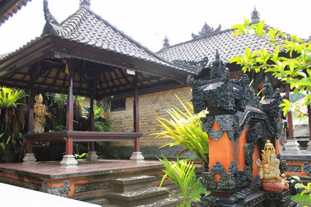 Rumiani Homestay Desa Penglipuran Bangli Bali - Gazebo