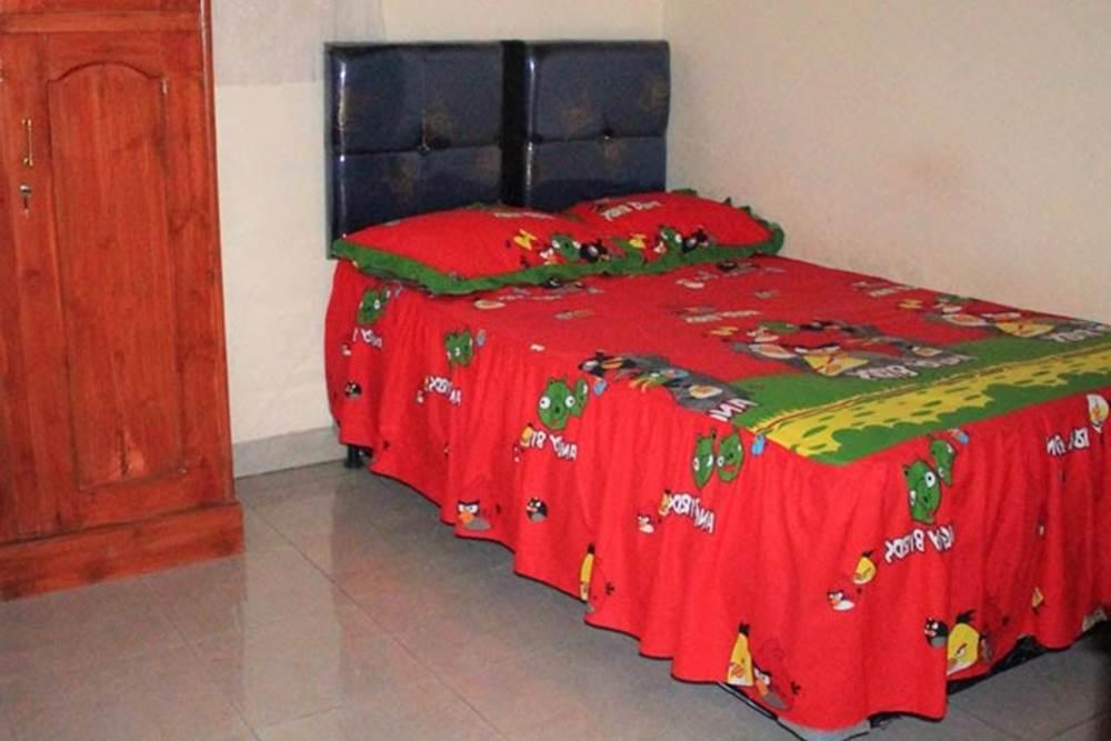 Santika Homestay Desa Penglipuran Bangli Bali - Bedroom